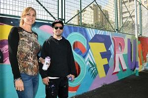 santa cruz graffiti