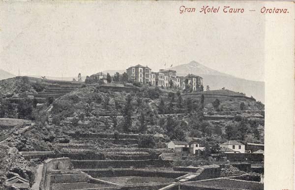 PUERTO DE LA CRUZ 130º anniversario della nascita del turismo alle Canarie