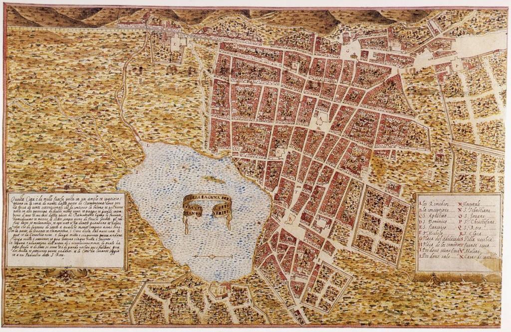 11 la laguna Leonardo toriani dedicata una strada Mappa de La Laguna