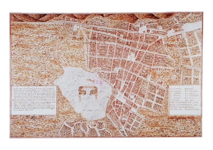 29 LA LAGUNA la figura de Leonardo Torriani Plano Torriani