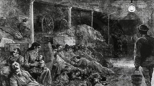 storia La peste