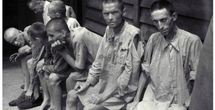 La lista oficial de muertos en Mauthausen